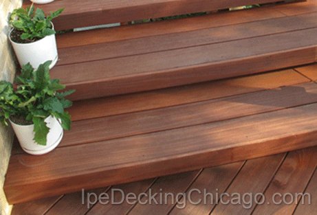 Cumaru Decking Chicago