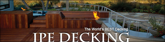 The World's Best Decking: Ipe Decking