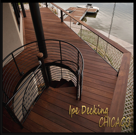 Chicago Ipe Deck